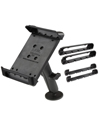 "RAM-B-101-C-TAB-SMU - Long RAM 1"" Double Ball Mount with Tab-Tite™ Small Tablet Holder"