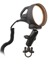 RAM-B-152R - RAM LED Spotlight Mount with Handlebar U-Bolt Base