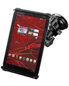 "RAM-B-166-TAB-SM - RAM Twist Lock Suction Cup Mount for 7"" Screen Tablets including the BlackBerry PlayBook, Google Nexus 7 & Samsung Galaxy"
