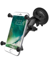 RAM-B-166-UN10U - RAM Twist-Lock™ Suction Cup Mount with Universal X-Grip® Large Phone/Phablet Cradle