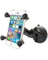 RAM-B-166-UN7U - RAM Twist-Lock™ Suction Cup Mount with Universal X-Grip® Cell/iPhone Cradle