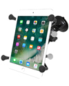 "RAM-B-166-UN8U - RAM Twist-Lock™ Suction Cup Mount with Universal X-Grip® Cradle for 7""-8"" Tablets"