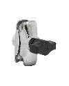 "RAM-B-201-ACHU - RAM Chrome Short Double Socket Arm for B Size 1"" Balls"