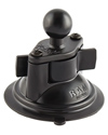 "RAM-B-224-1U - RAM 3.3"" Diameter Suction Cup Base with B Size 1"" Ball"