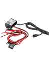 RAM-GDS-CHARGE-V5U - GDS® 8V-40V DC to 5V-9V DC Step Down Converter Charger with Male Micro-B USB Connector