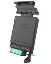 RAM-GDS-DOCKL-V2-SAM21U - GDS® Locking Vehicle Dock for the Samsung Galaxy Tab E 8.0