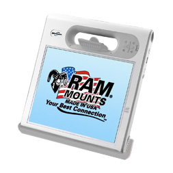 RAM-HOL-MOT9U - RAM High Strength Composite Cradle for the Motion Computing C5 & F5