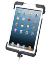 RAM-HOL-TAB11U - RAM Tab-Tite™ Universal Spring Loaded Cradle for the iPad mini 1-3 WITHOUT CASE, SKIN OR SLEEVE