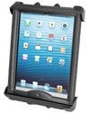 "RAM-HOL-TAB8U - RAM Tab-Tite™ Universal Spring Loaded Cradle for 10"" Tablets with HEAVY DUTY CASES"