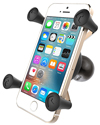 "RAM-HOL-UN7BCU - RAM® X-Grip® Cell/iPhone Cradle with C-Size 1.5"" Ball"