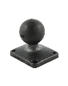 "RAP-202U-225 - RAM 2"" x 2.5"" Rectangle Composite Base with C Size 1.5"" Ball"