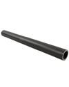 "RAP-PP-1112 - RAM 1.11 OD X 12"" LONG BLACK PVC PIPE"