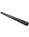 "RAP-PP-1118 - RAM 1.11 OD X 18"" LONG BLACK PVC PIPE"